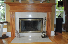 Fireplace Replacement  | Nick's Kitchen and Bathroom Remodeling